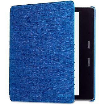 FengChun Kindle Oasis Hülle aus wasserbeständigem Stoff, Blau— Nur passend für die