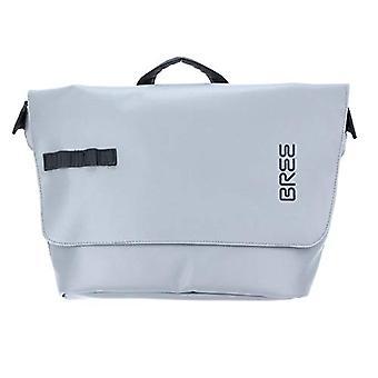BREE Collection Pnch 737, Unisex-Adult Folder Bag, Chromium, Standard