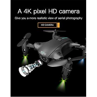 Mini drone met camera 4K HD WiFi FPV RC helikopter 360 ° Rolling One Key Return | RC Quadcopter