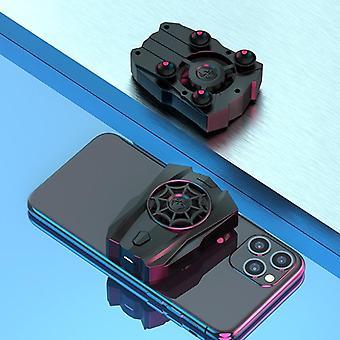 Универсальный телефон охладитель Присоска Для мобильного телефона Радиатор