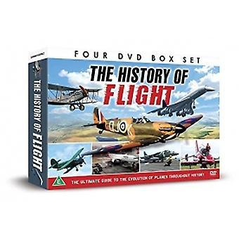 Geschichte der Flug-DVD