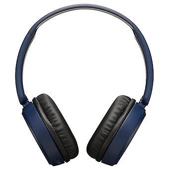 JVC HAR35BTAU Deep Bass Bluetooth på hörlurar - Blå