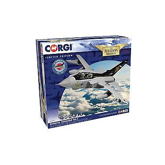 Corgi Panavia Tornado GR.4 ZA548, RAF No.31 Squadron Goldstars Retirement Scheme Diecast Model