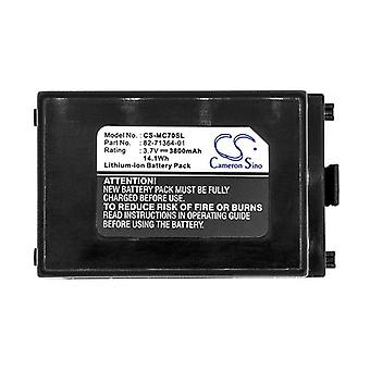Cameron Sino Mc70Sl Battery Replacement For Symbol Barcode Scanner