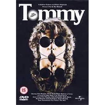 Tommy DVD (2001) Oliver Reed Russell (DIR) Zertifikat 15 Region 2