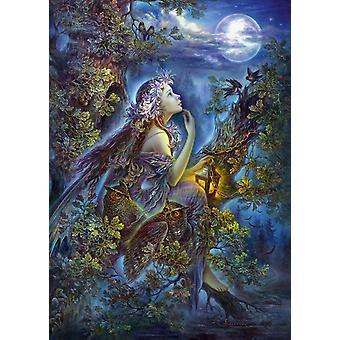 Schmidt Forest Fairy pussel (1000 stycken)