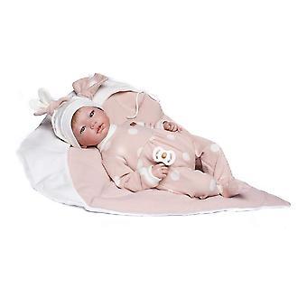 Odrodzona lalka Alexandra Guca Spots (46 cm)