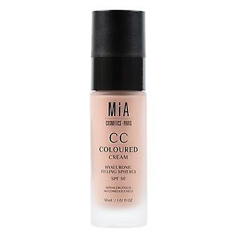 CC Cream Mia Kosmetika Paris Dark SPF 30 (30 ml)