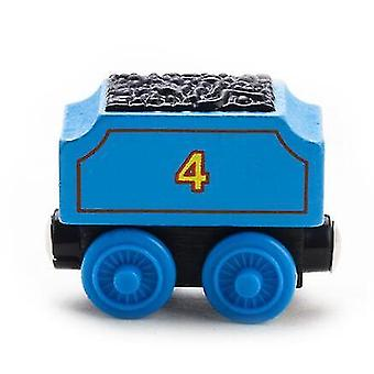 Push pedal riding vehicles wooden train magnetic models