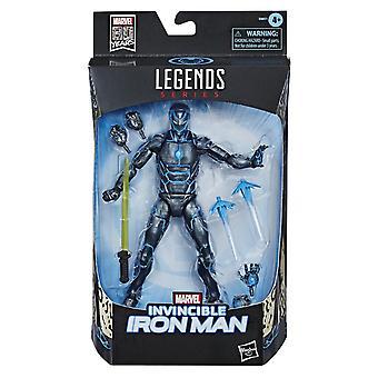 Marvel Legends Invincible Iron Man 6 pollici Azione Figura