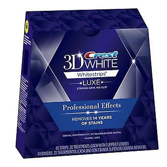 3d Whitening Teeth Crest 20 Pack / Doos