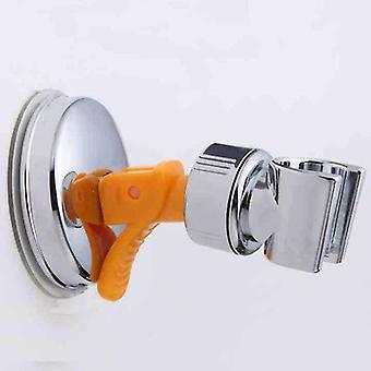 Support de tête de base réglable de base de support de douche de type ventouse