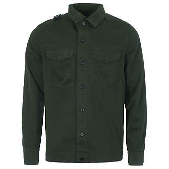 MA.Strum GD Two Pocket Overshirt - Oil Slick