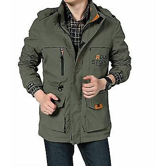 Military Tactical Outdoor Jacket - Sportswear Thermal Hoodie