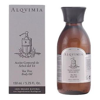 Kroppsolja Alqvimia Tea tree oil (150 ml)
