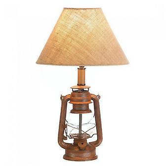 הדגשה פלוס וינטג'-למראה מנורת פנס קמפינג, חבילה של 1