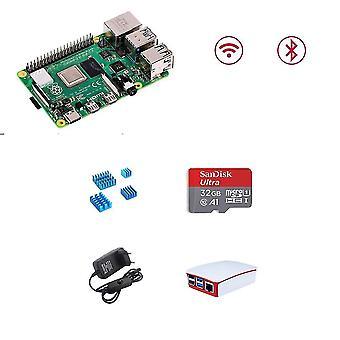 Raspberry Pi 4 4gb Basic Kit mit Netzteil