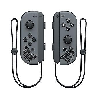 Portablewireless Bluetooth Joy-con L/r Controller Compatible With Nintendo Switch-hunter Black