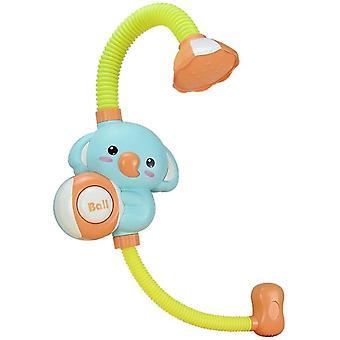 Buiten zwembad badkuip speelgoed sprinkler voor kinderen elektrische olifant sucker baby bad speelgoed spray water speelgoed