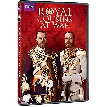 Royal Cousins at War [DVD] USA import