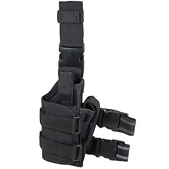 UTG Extreme Ops Tactical Leg Holster - Black