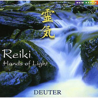 Deuter - Reiki Hands of Light [CD] USA import