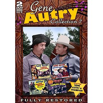 Gene Autry Movie Collection 7 [DVD] USA import