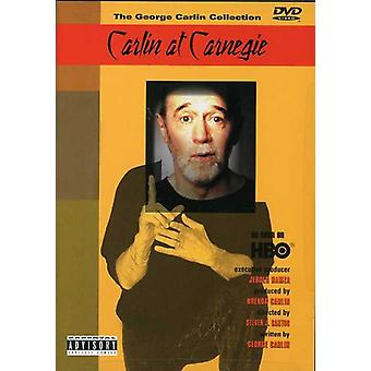 George Carlin - Carlin på Carnegie [DVD] USA import