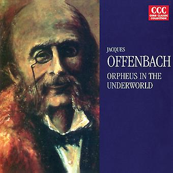 J. Offenbach - Jacques Offenbach: Orpheus in the Underworld [CD] USA import