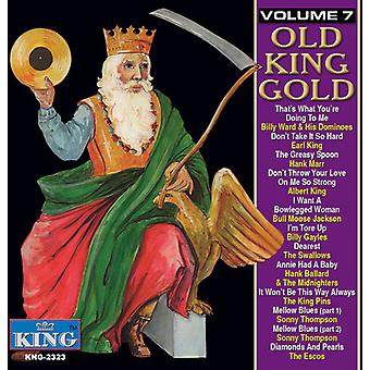 Vieux roi or - Vol. 7-Old King or [CD] USA import