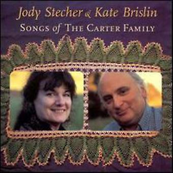 Stecher/Brislin - 米国カーター ・ ファミリー [CD] インポートの歌