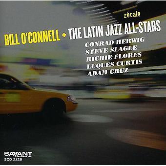 Bill o ' Connell - importation USA Zócalo [CD]