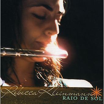 Rebecca Kleinmann - Raio De Sol [CD] USA import