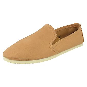 Spot On Flat Gusset Slip On Casual