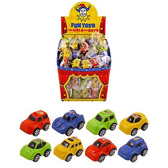 Mini Pullback Cars (Box of 60) - T56 003