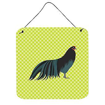 Sumatra poulet mur végétalisé ou porte accrocher impressions