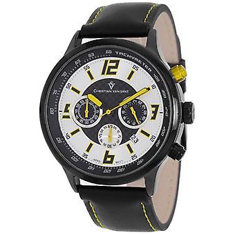 Cv3120, Christian Van Sant Men'S Speedway Watch