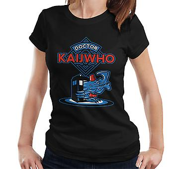 Docteur Kaijwho Pacific Rim qui T-Shirt femmes