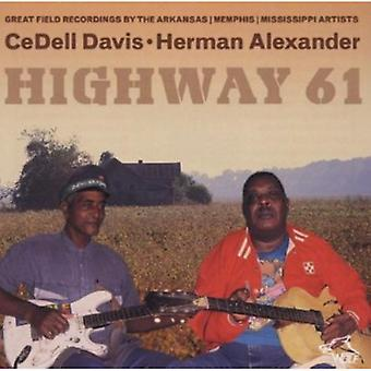 Davis/Alexander - Highway 61 [CD] USA import