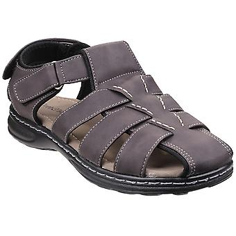 Fleet & Foster Mens Felixstowe Summer Sandal Brown