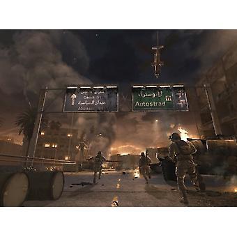 Call of Duty 4 moderne krigsførelse (PC DVD)-ny