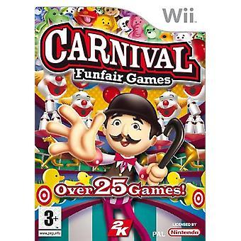 Carnaval Fun Fair Games (Wii)-nieuw