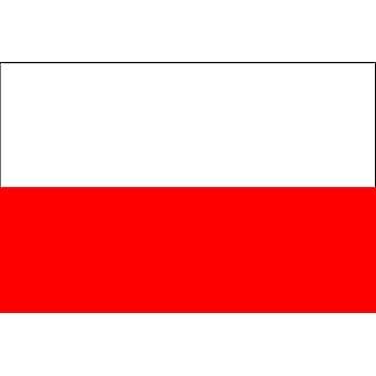 Poland Flag (5ft X 3ft)