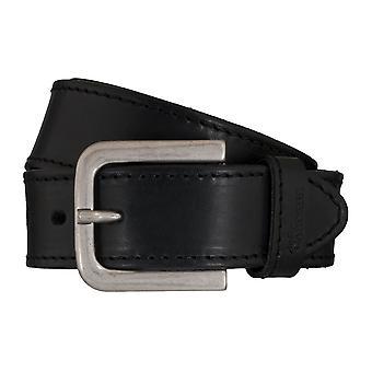 Ceintures cuir ceinture noir atelier GARDEUR ceintures homme 5871