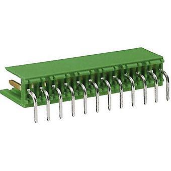 Pino de conectividade TE tira (padrão) AMPMODU MOD eu Total número de espaçamento de pinos 8 contato: 3,96 mm 280618-2 1 computador (es)