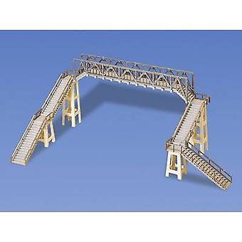 Faller 222151 N Pedestrian bridge (L x W x H) 215 x 120 x 80 mm