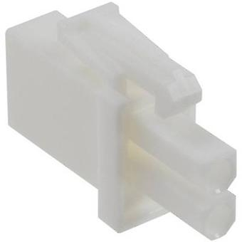 TE Connectivity Pin enclosure - cable Universal-MATE-N-LOK Total number of pins 2 Contact spacing: 4.14 mm 794894-1 1 pc(s)