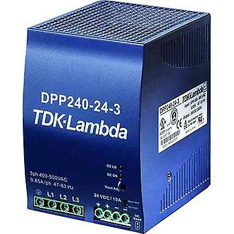 TDK-Lambda DPP-240-48-1 bară de alimentare montată pe șină (DIN) 48 V DC 5 A 240 W 1 x