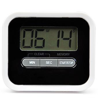 TRIXES Digital Kitchen Timer Stopwatch Alarm Magnet Stand Exercise Beeper