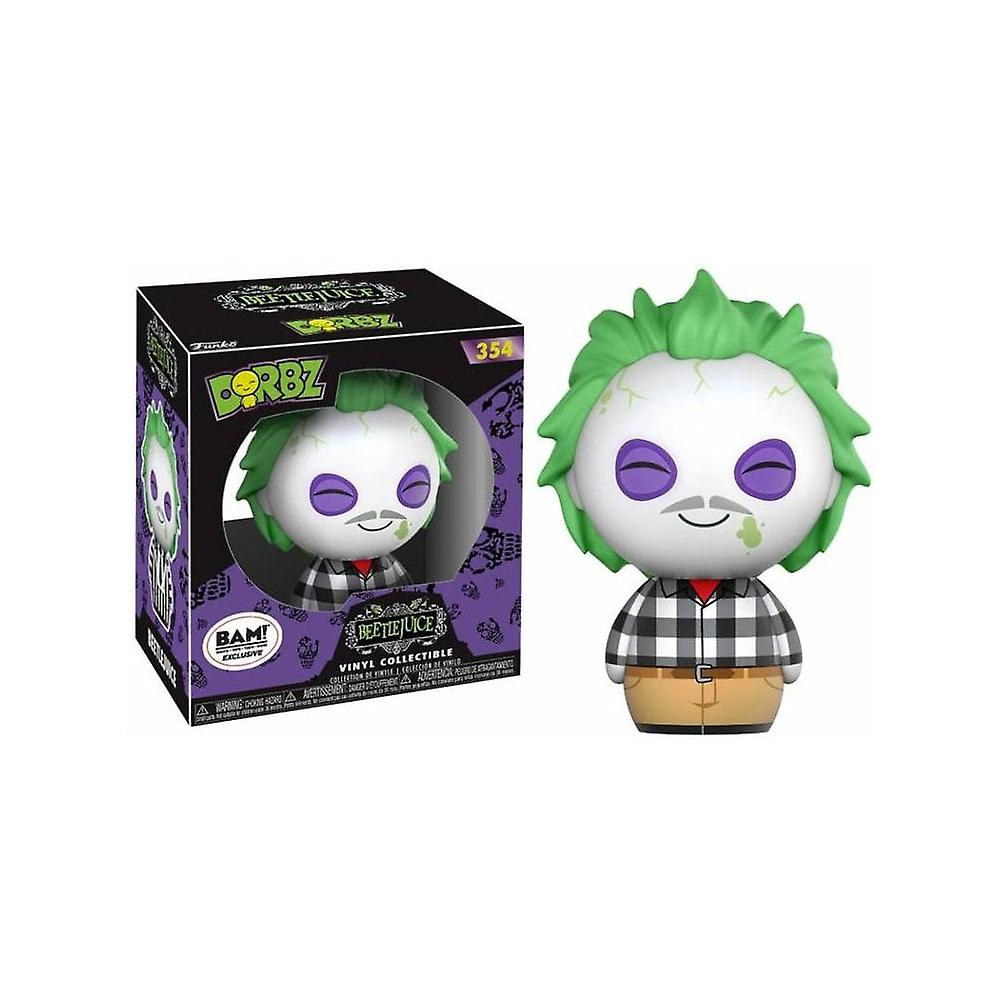 Beetlejuice Plaid Dorbz